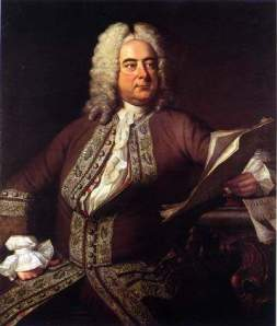 George Frederick Handel(23 February 1685 – 14 April 1759)