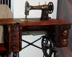 Grandma's Sewing MachineNostalgia?
