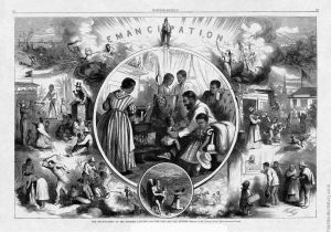 18630124_Emancipation_Proclamation-Harpers-Nast