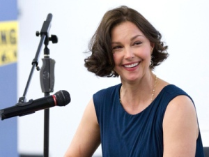 Ashley Judd In Conversation With The United Nations Office On Drugs And Crime