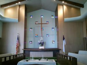 First Baptist Church, Scottsbluff, NE - Harold Wagoner, Architect