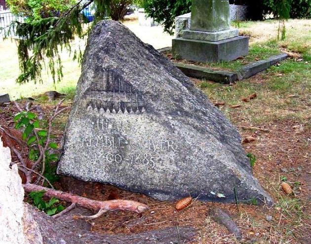 Broad Street Cemetery, Salem, MA