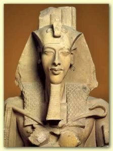 Akhenaten - is there but one god?