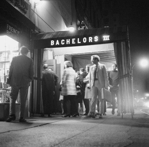 Bachelors III in New York