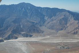 A California Alluvial Fan