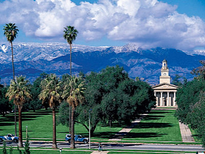 The most beautiful college campus in America
