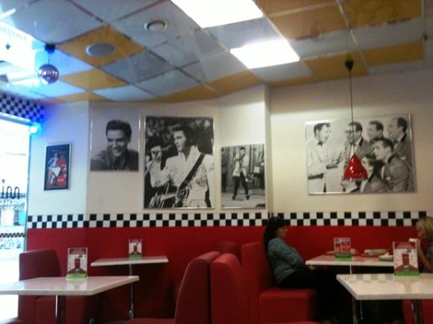 Diner. 1956 or 2013?
