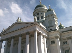 Helsinki Cathedral - Is Lutheranism ineffable?