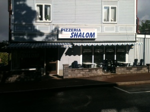 A Swedish Italian Jewish restaurant?