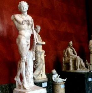 More statues than in Greece?