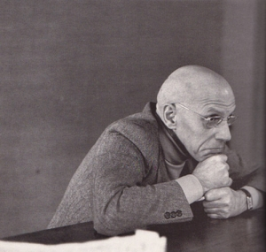 Who is a Michel Foucault?