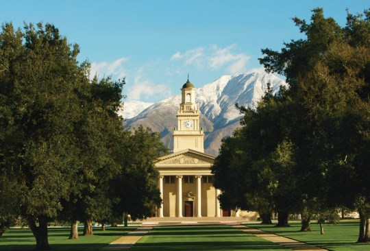 The most beautiful campus in America
