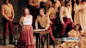 Carmen. The Dallas Opera.