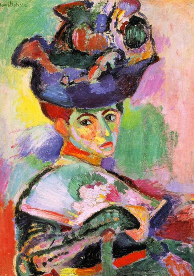 Mrs. Matisse's Hat