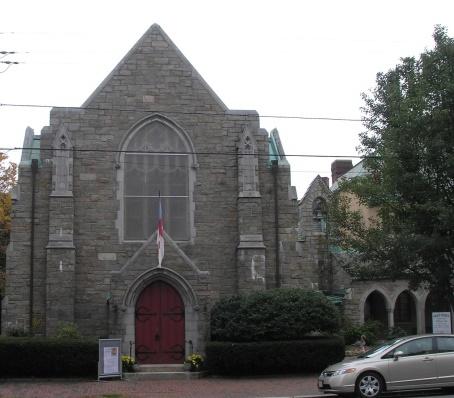 Grace Church, Salem MA