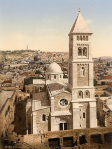 Lutheran Church of the Redeemer, Jerusalem