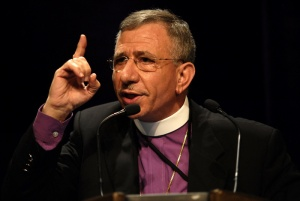 Rt. Rev. Dr. Munib A. Younan, Lutheran Bishop of Jerusalem