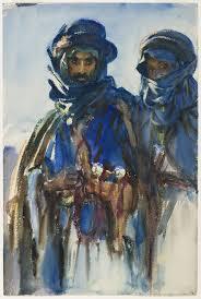 Bedouins, John Singer Sargent, 1905