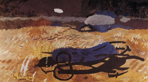 Braque. The cultivator.