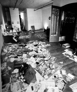 Chaos? by Joe Brainard