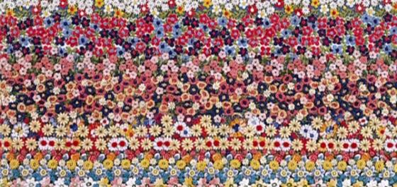 More flowers by Joe Brainard