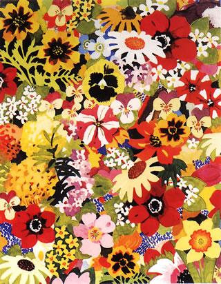 """Flowers,"" by Joe Brainard"