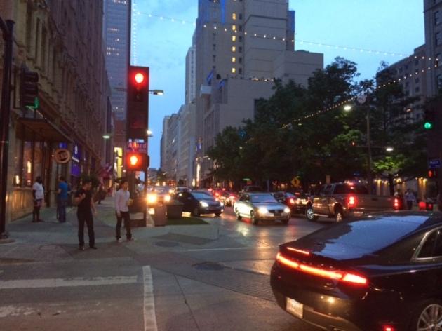 Everybody loves Saturday night on Main Street