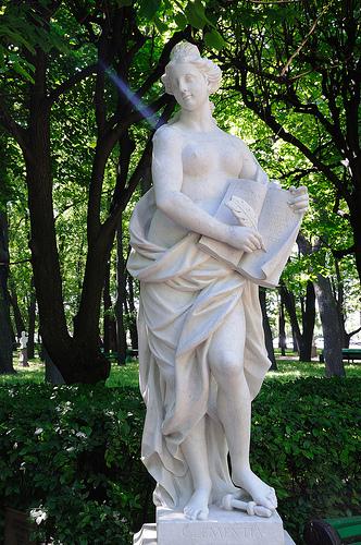 Eleos, goddess of mercy