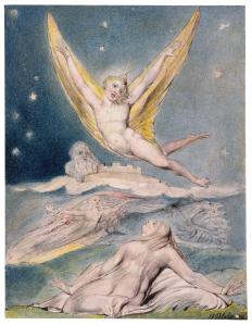 One of William Blake's visions of eternity