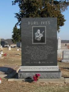 Burl or Berle?