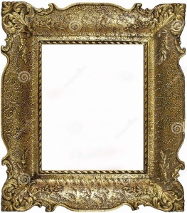 As if my life were shaven, And fitted to a frame