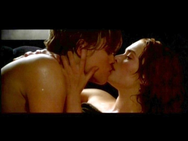 The most famous parked car love scene of all
