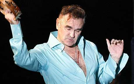 Morrissey. You can't go on forever