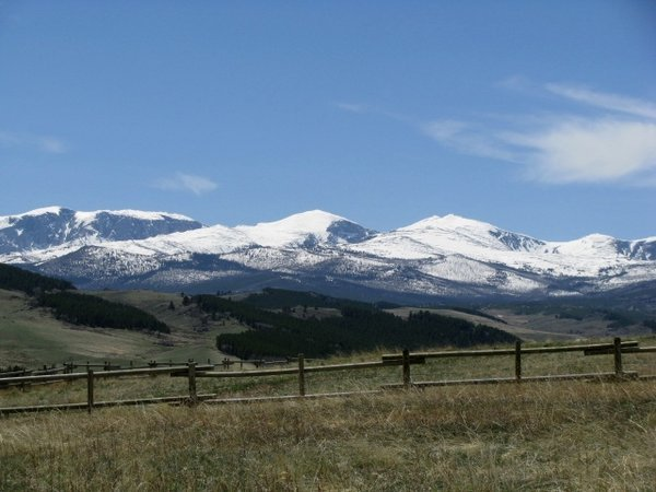 My Big Horn Mountains
