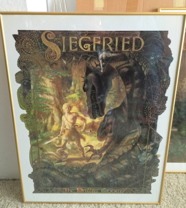 Siegfried and I can part company