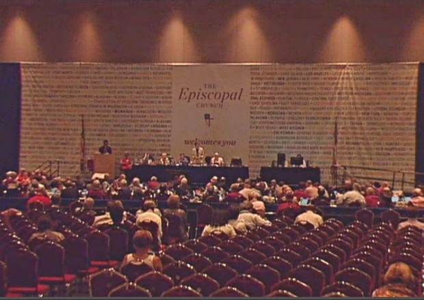 Episcopal House of Bishops Annual Meeting Voting Down BDS, 2015