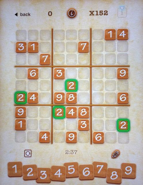 1-sudoku 2